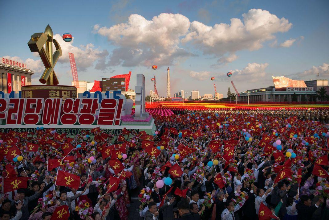Guerre ou paix - la RPDC célèbre le 70e anniversaire de la fondation du Parti du travail