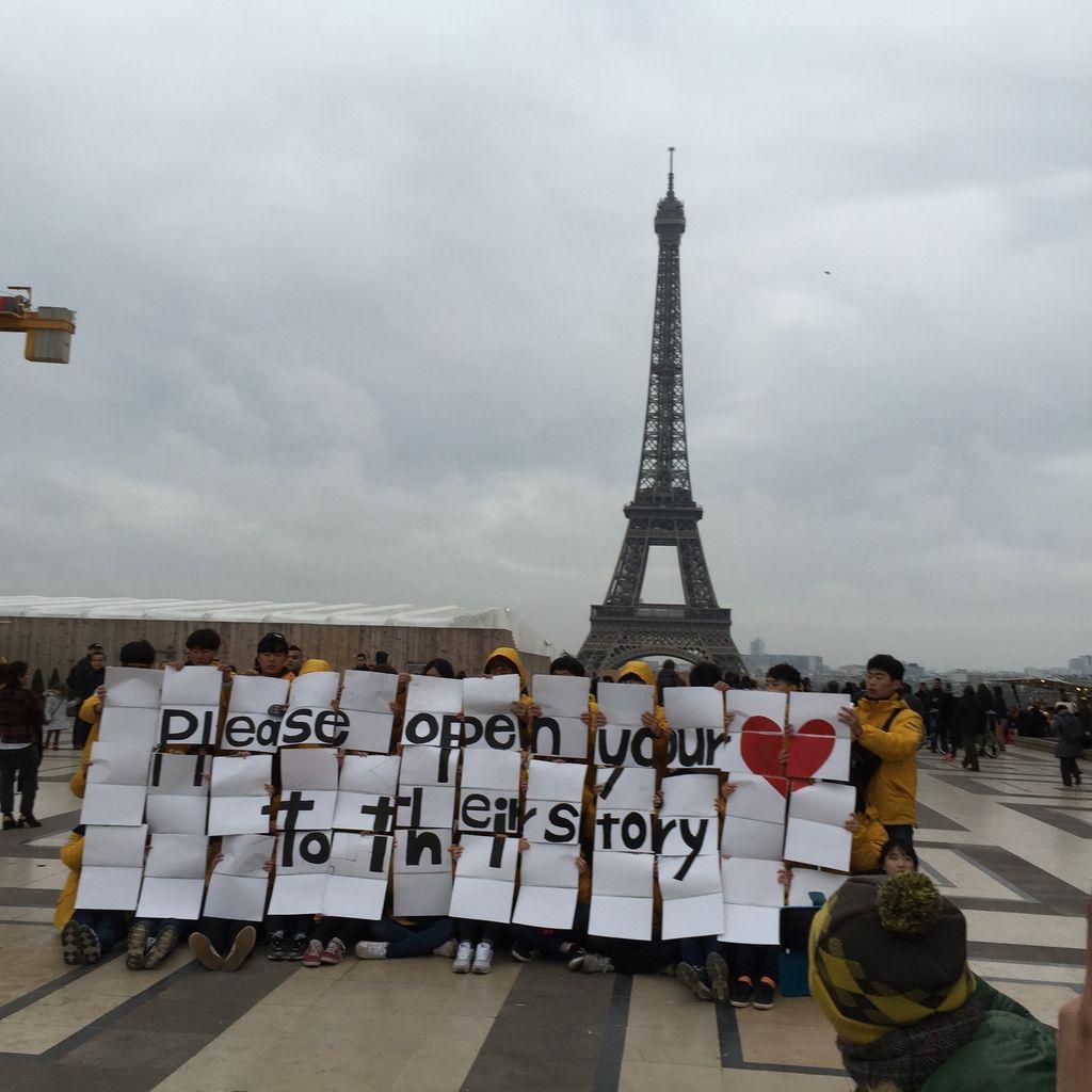&quot&#x3B;La question des femmes de réconfort n'est pas réglée&quot&#x3B; : rassemblement à Paris le 1er janvier 2016