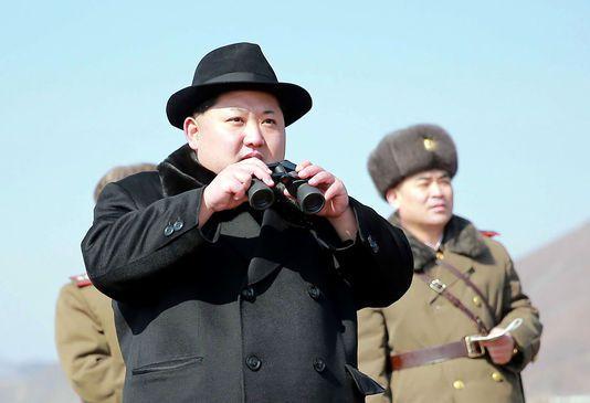 Le Maréchal Kim Jong-un