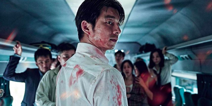 """Train to Busan"", de Yeon Sang-ho"