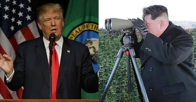 Donald Trump se dit prêt au dialogue avec Kim Jong-un