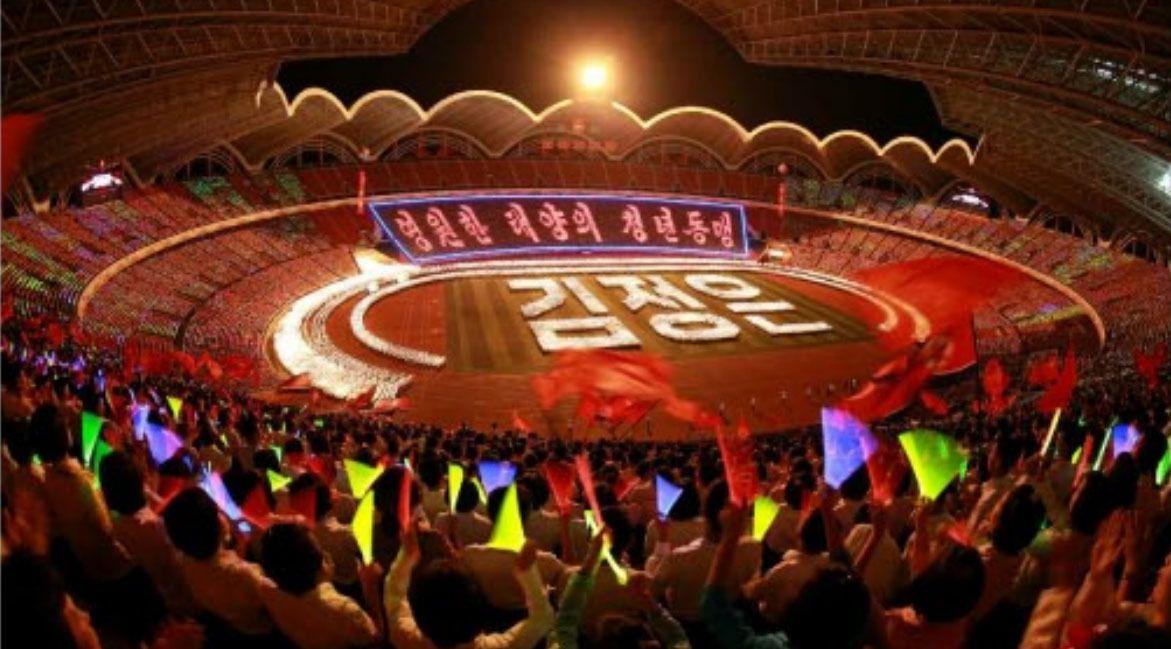 Retour en images sur le congrès de la Ligue de la jeunesse kimilsungiste-kimjongiliste