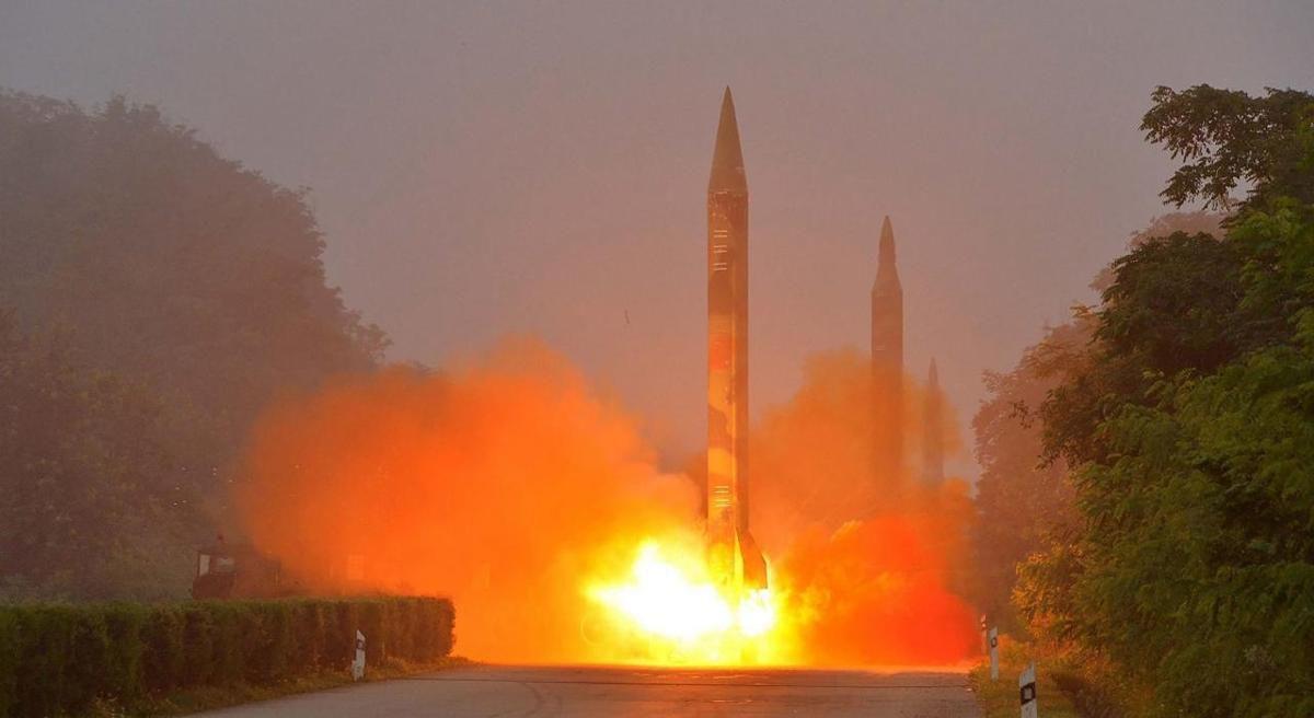 Tir de missile : la Corée du Nord teste l'administration Moon Jae-in