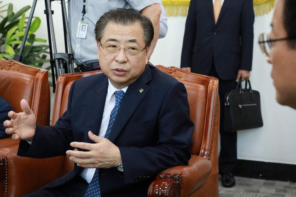 Suh Hoon, nouveau directeur du NIS nommé par le Président sud-coréen Moon Jae-in