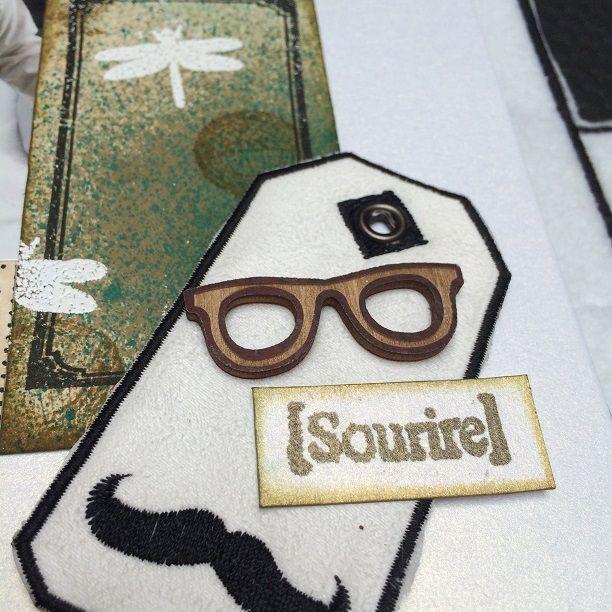 Album moustaches