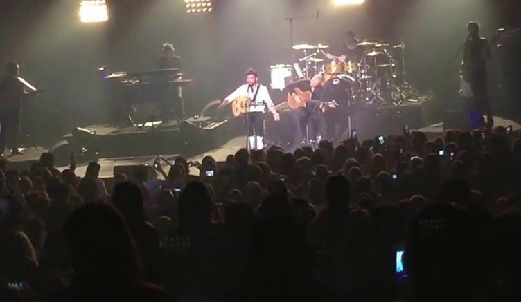 VIDEO - Elle m'a aimé - Concert de Longjumeau
