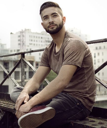 Kendji sourit à la vie - Interview La Provence