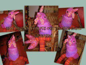 Mon tricot free style, toujours loin des modèles mais au plus proche de mes envies. Laine mon amie!