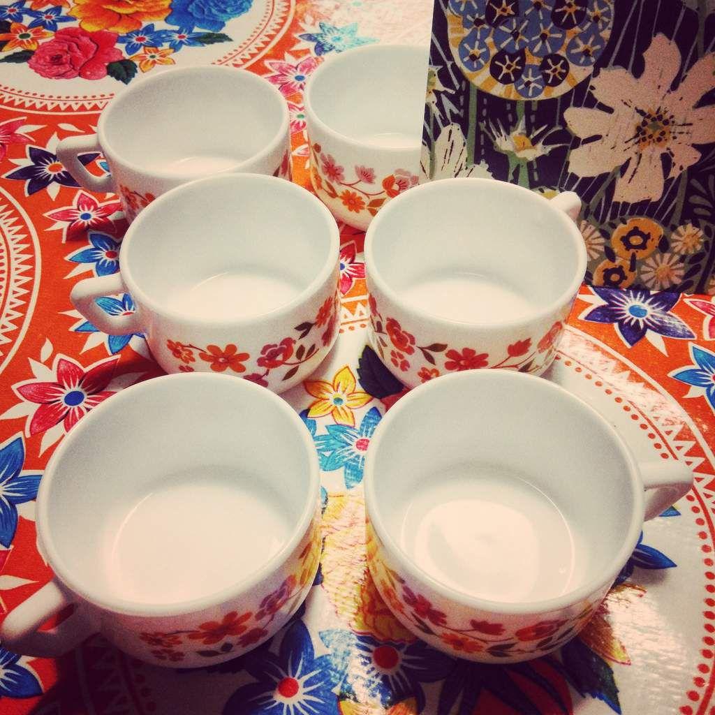 """Mes tasses à café """"Scania"""" achetées chez @Rebeccaféedesphotos"""