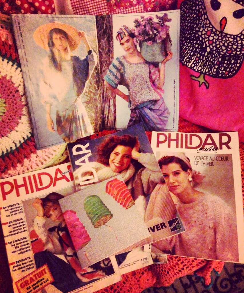 Des jolis catalogues vintage offerts par Aurélia (La Fée Mint)