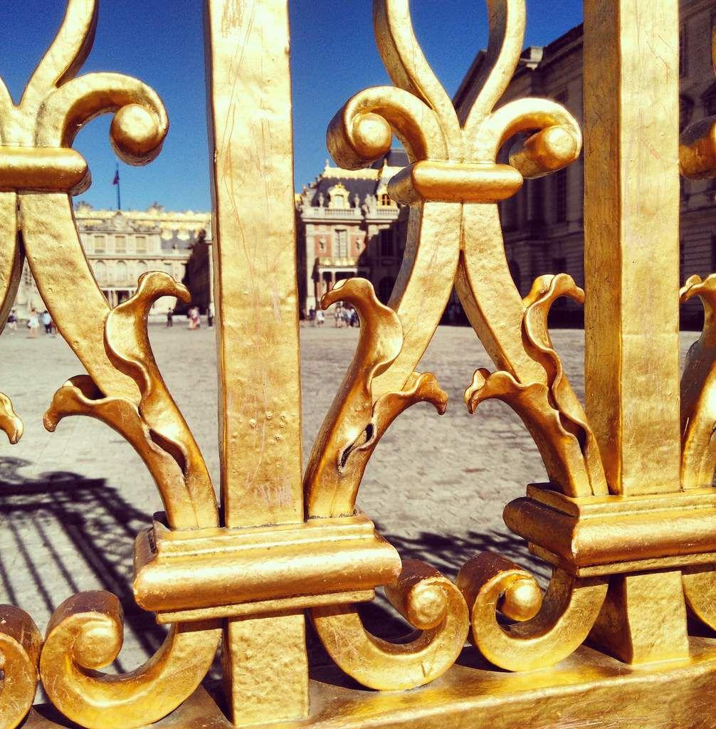 De plus en plus de dorures à Versailles... Et des jardins payants!