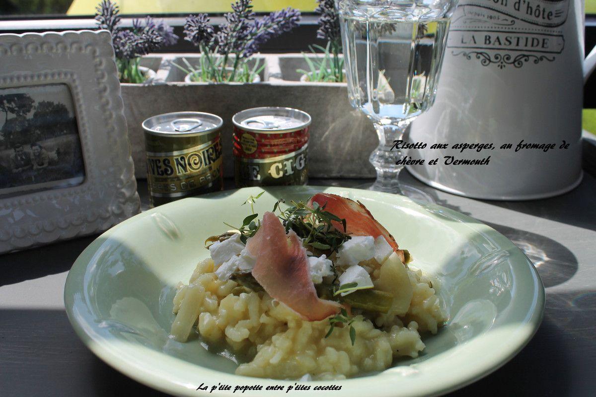 Glace à la rhubarbe et crème au yaourt