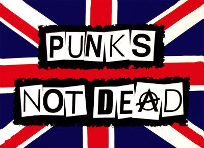 Punk is not dead?