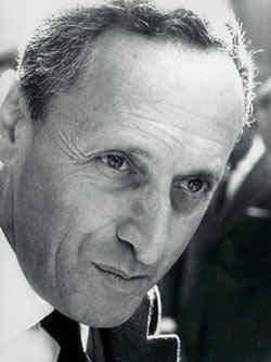 Pierre Dreyfus, ancien patron de Renault, et père des congés payés modernes