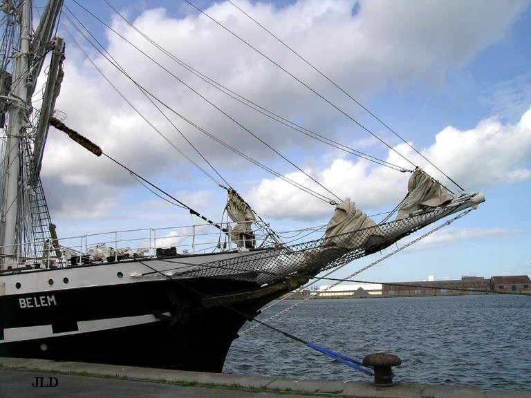 Le Belem à Dunkerque