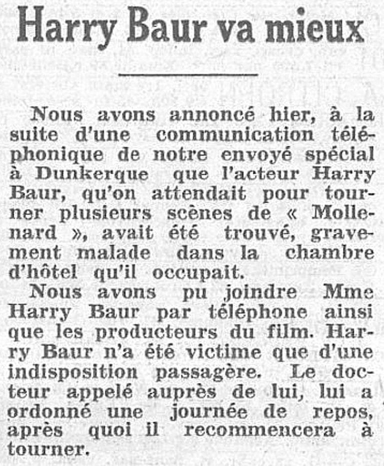Dunkerque: tournage d'un film