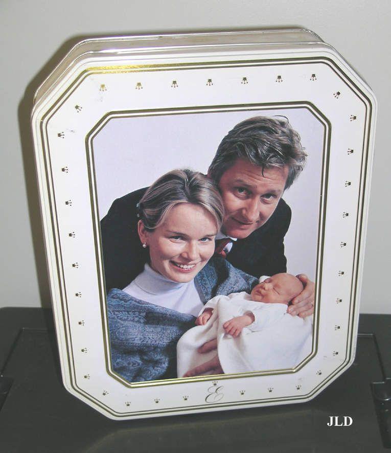 Pour la naissance de son Altesse royale la princesse Elisabeth fille de Philippe et Mathilde
