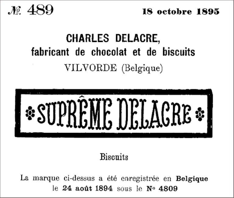 Biscuiterie Delacre