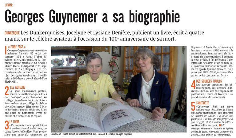 Le Phare Dunkerquois du 26/04/2017