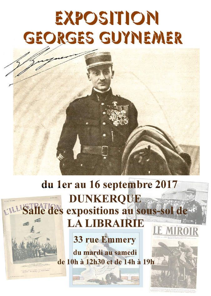 Exposition Georges Guynemer