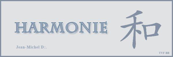 Harmonie   [planche]