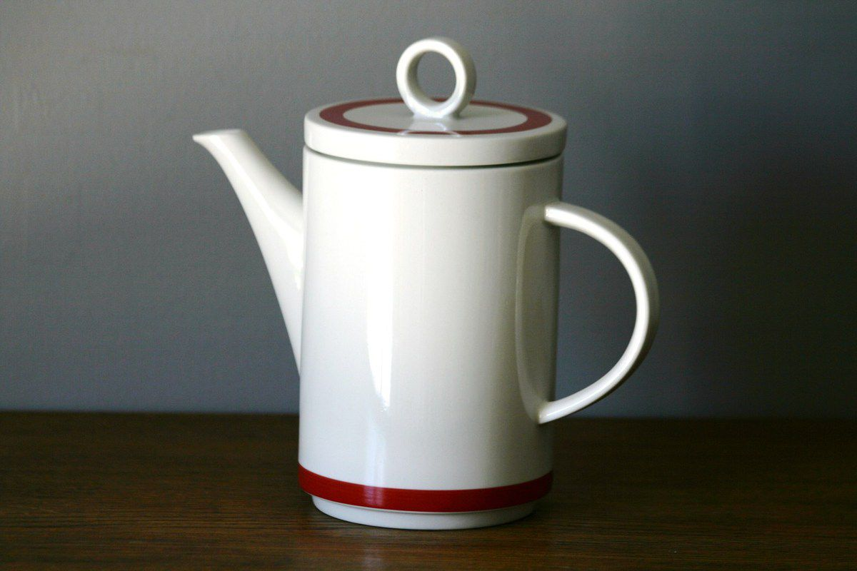 Cafetière Villeroy &amp&#x3B; Boch SeptFontanes Années 70 - Vintage