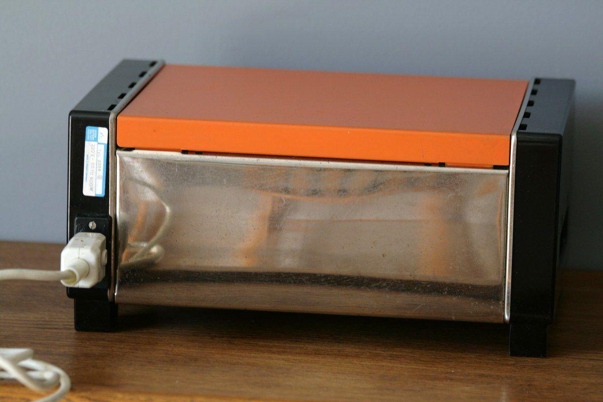 petit four lectrique pour caravane ann es 70 vintage vintage family. Black Bedroom Furniture Sets. Home Design Ideas