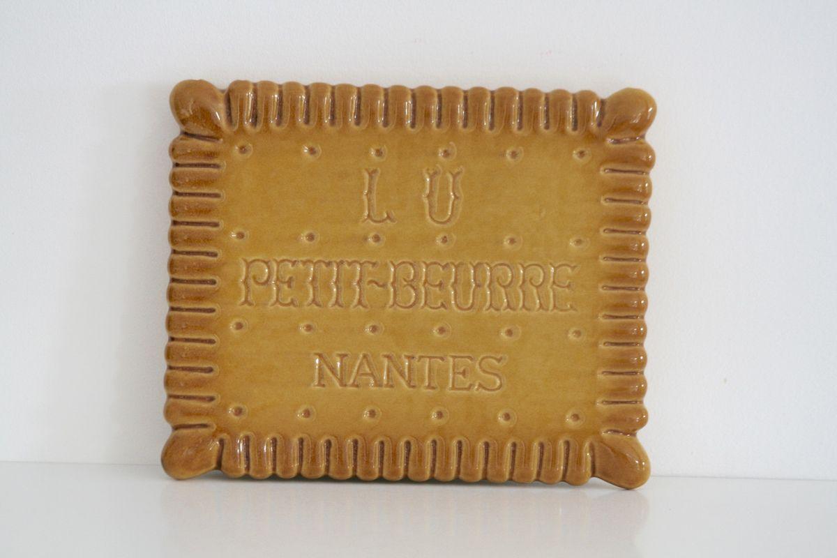 Dessous de plat Petit Beurre LU Nantes Generale Biscuit