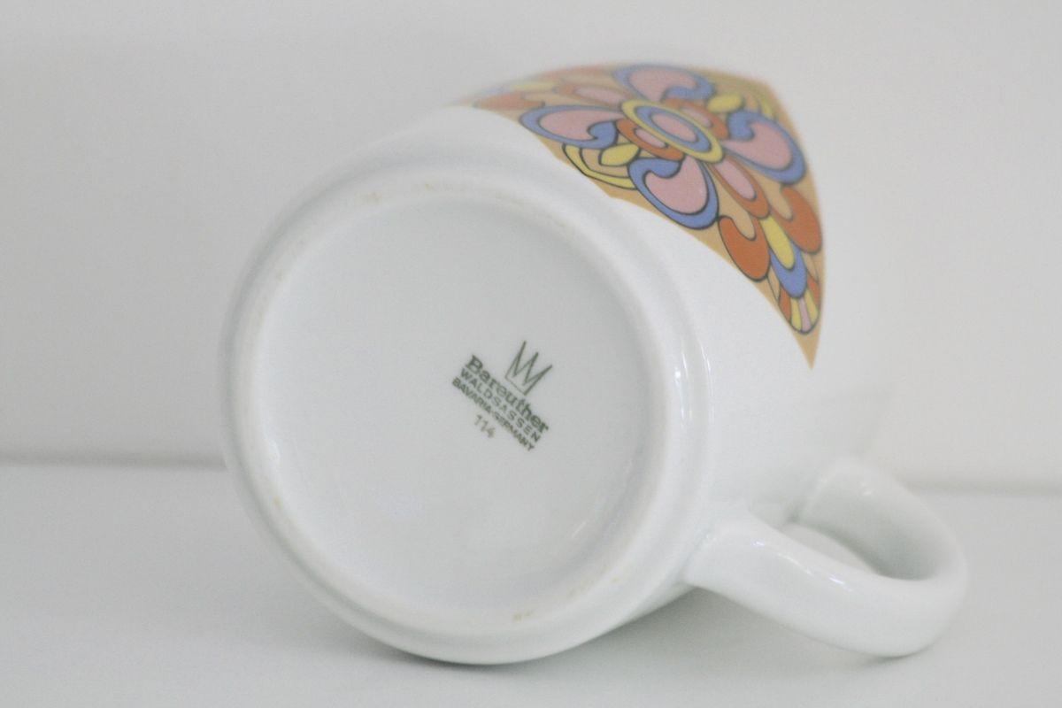 Mug Bareuther Bavaria Germany Année 70 - Vintage