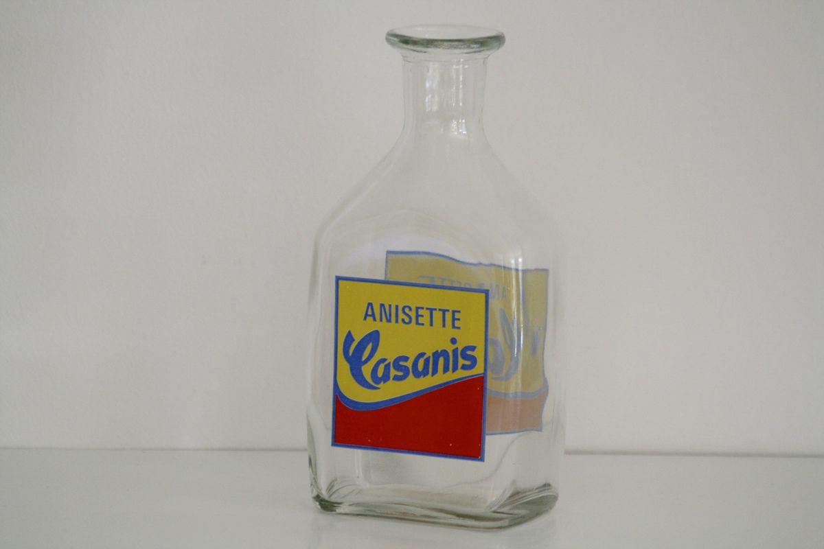 Carafe de bistrot Casanis Années 70 - Vintage