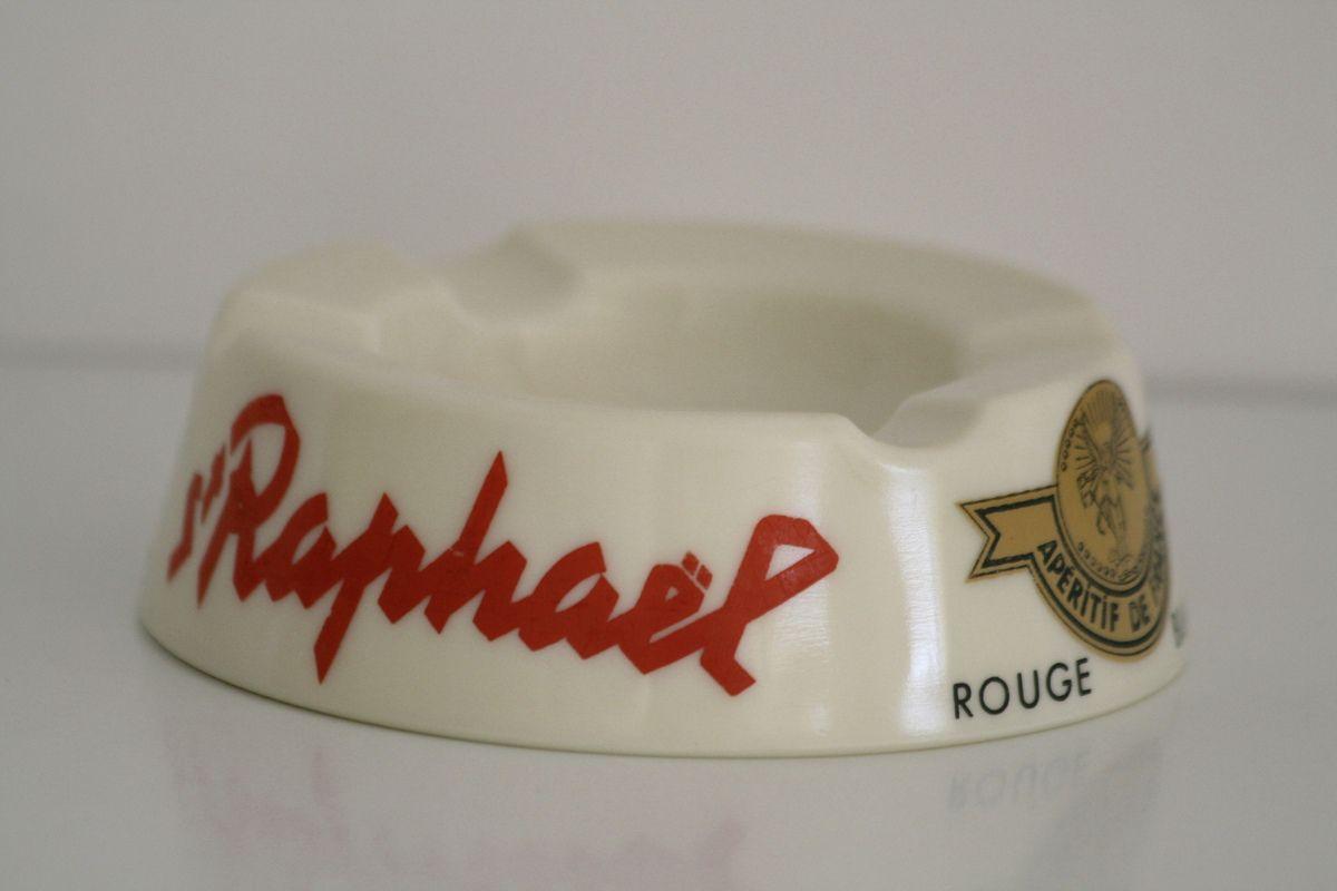 Cendrier St Raphaël en opaline Années 70 - Vintage
