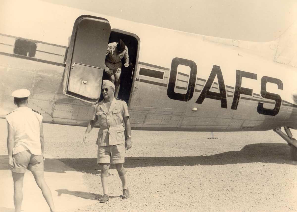 souvenir d'ATAR  (Mauritanie) et du BURKINA FASO(ex Haute Volta)