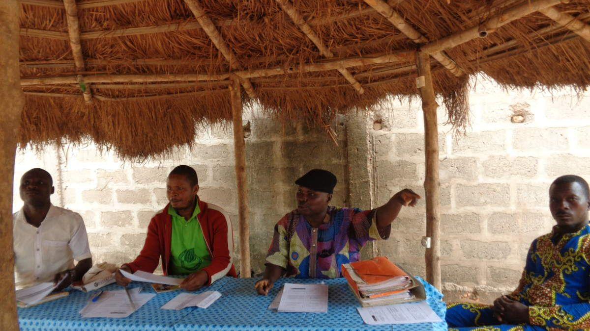 nous avons été reçus en janvier part l'ONG IDART BENIN et notre collaboration a commencé