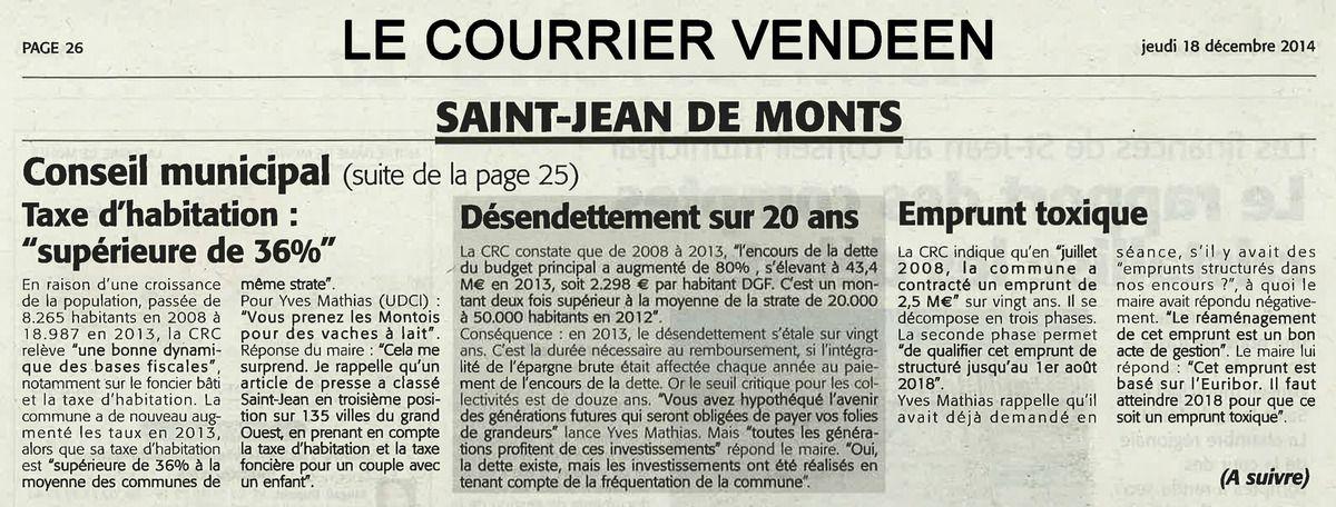 Les montois invit s a ouvrir le porte monnaie l 39 udci montois - Office du tourisme saint jean de monts ...
