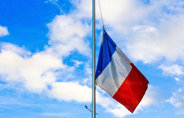 LA FRANCE UNE NOUVELLE FOIS EN DEUIL