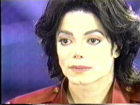 "L'air ""Innocent"" de Michael Jackson"