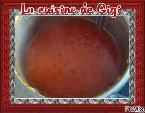 Coulis de tomates (thermomix)