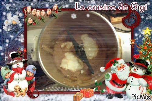 Mousse au chocolat-Dukan