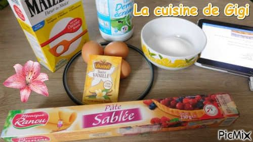 Flan pâtissier au cook-in ou Thermomix