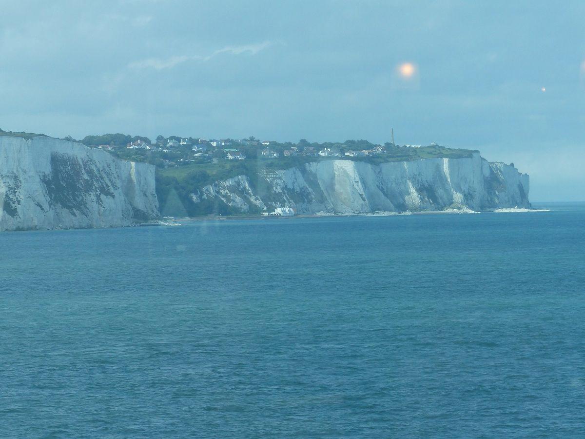 La côte de Douvres