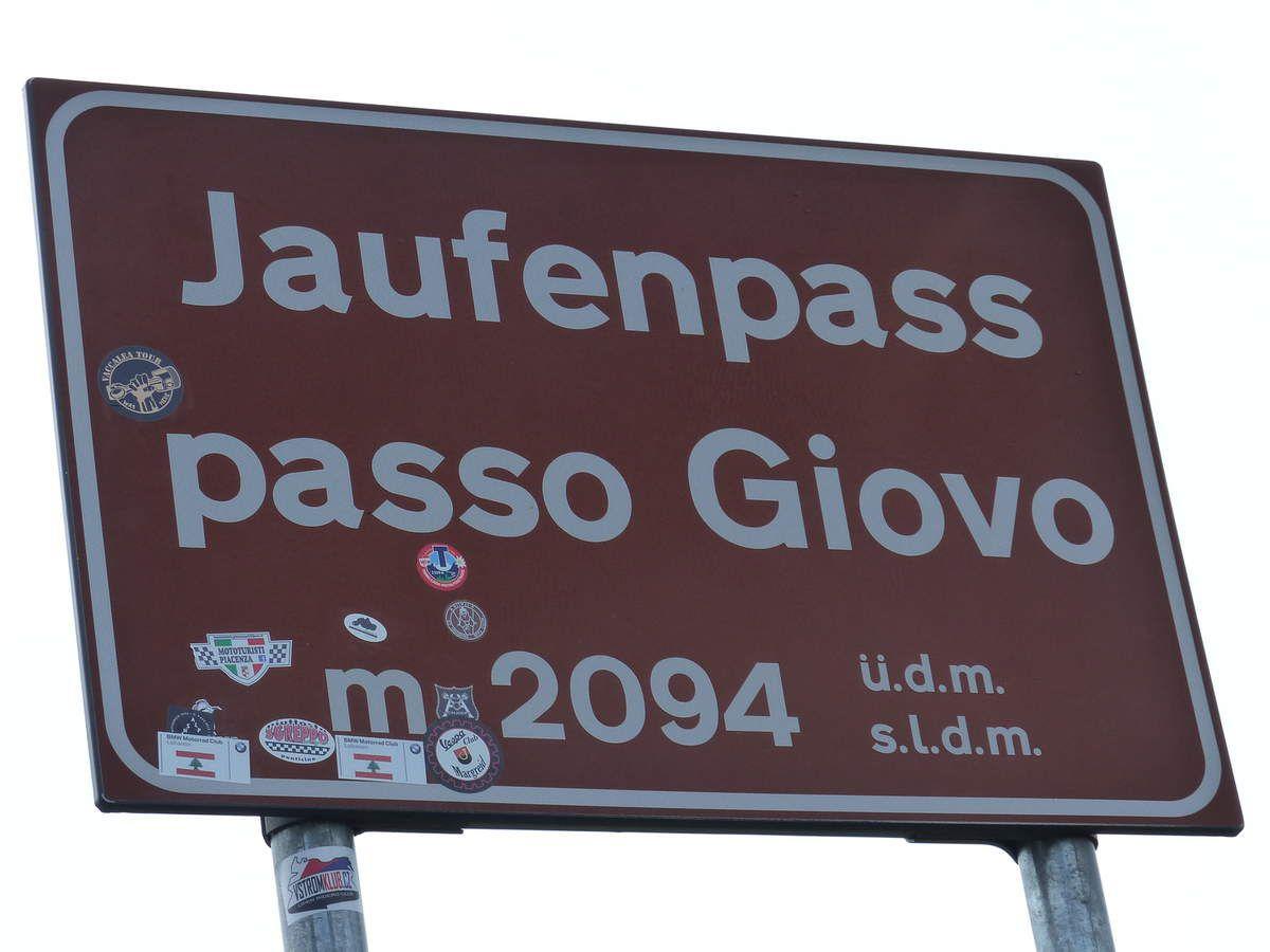 Les Dolomites et l'Autriche