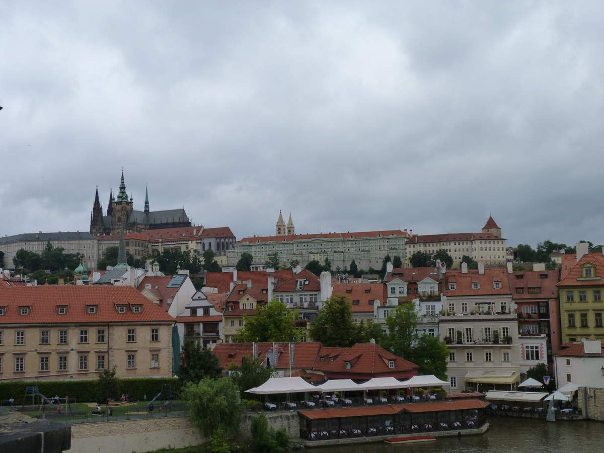 En route pour la République Tchèque