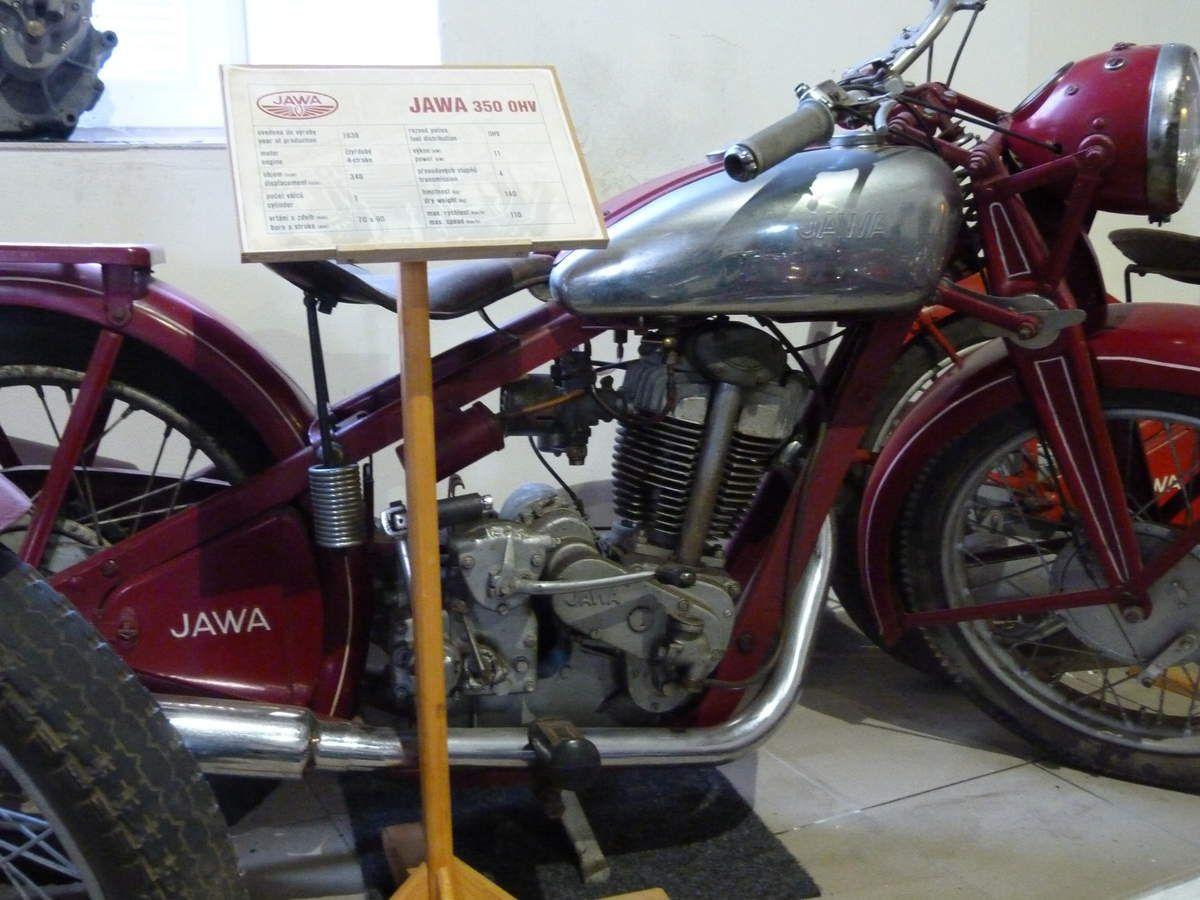 Superbe musée Jawa