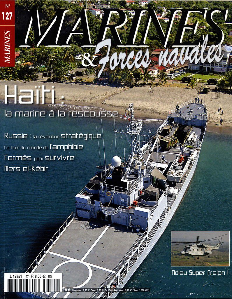 """articles de presse qui évoquent l'actualité de l'association """"Aux Marins"""" en 2010."""