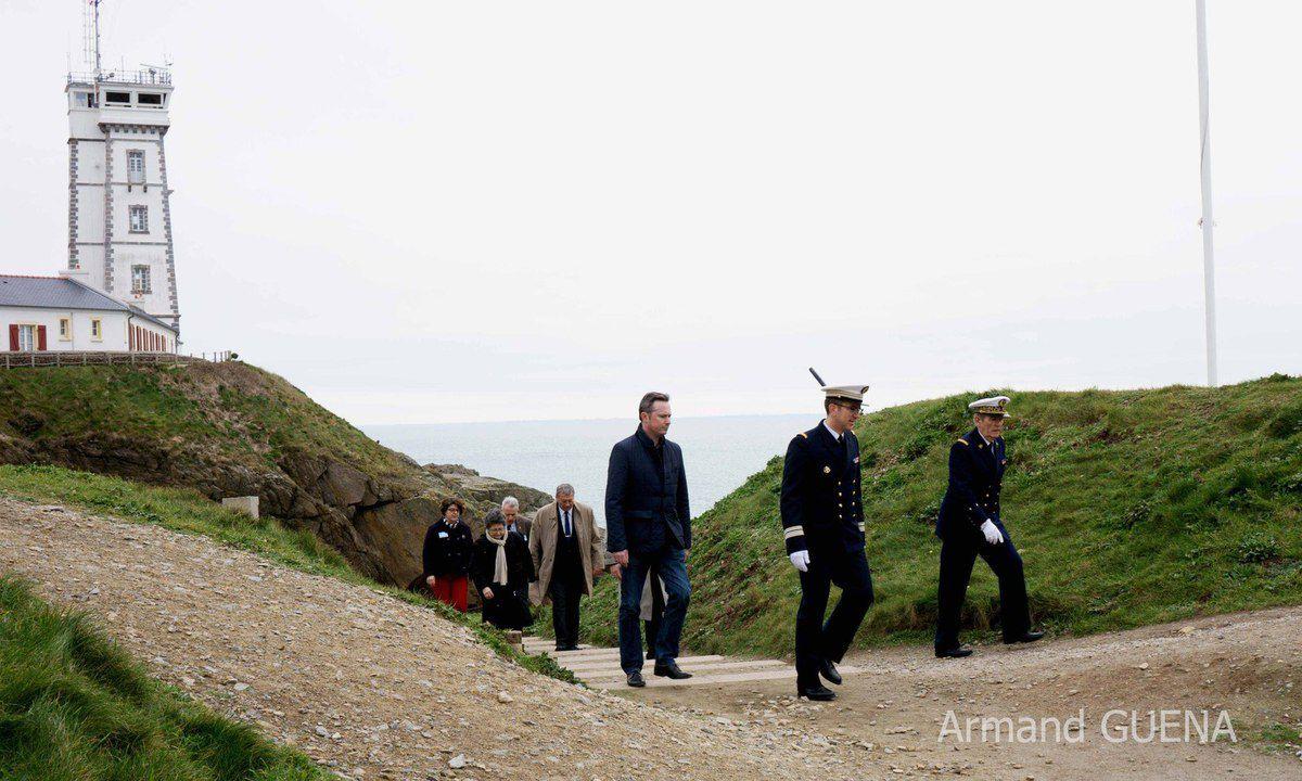 11 Mars 2015-Visite des élèves de l'école des mousses au Mémorial national des marins morts pour la France (photographies)