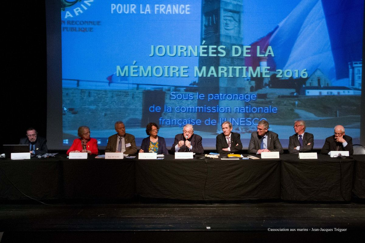 Samedi 7 mai 2016 - Assemblée générale ordinaire de l'association Aux Marins - les photographies