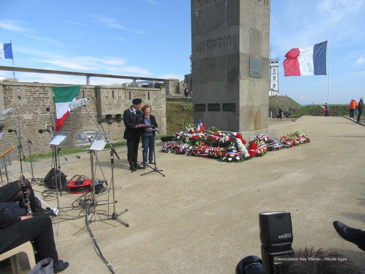 Samedi 7 mai 2016 - Cérémonie annuelle du souvenir - Les photographies
