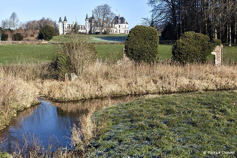 Château et parc de Regnière-Ecluse