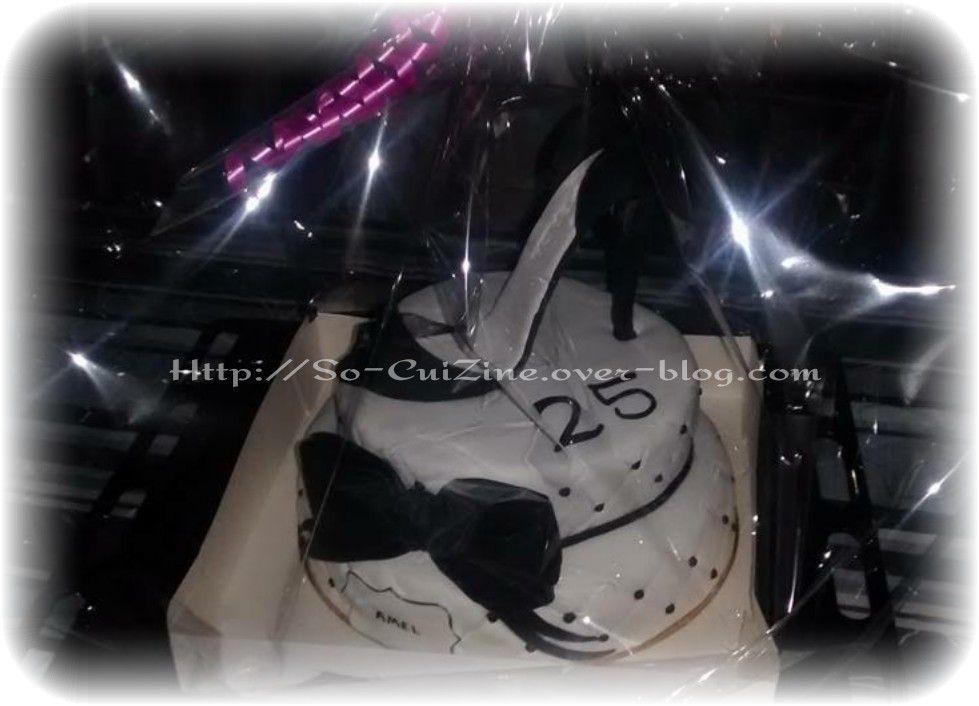 Prada Cake