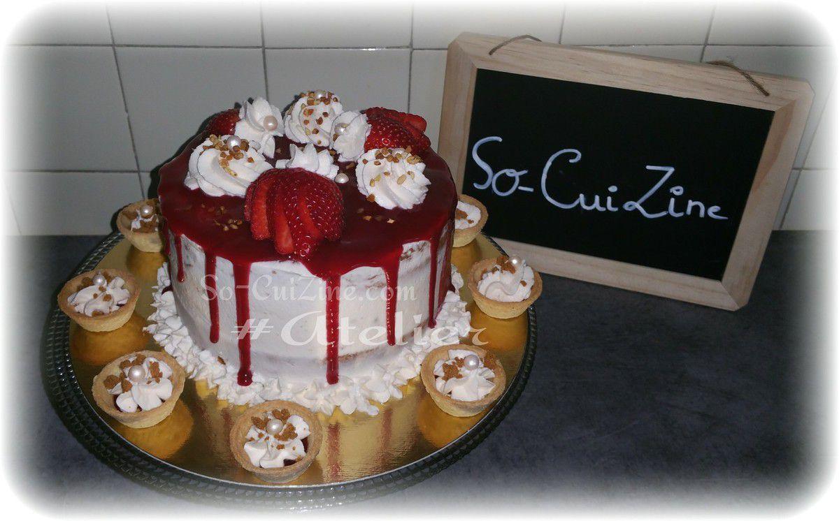 Atelier Drip Cake So-CuiZine